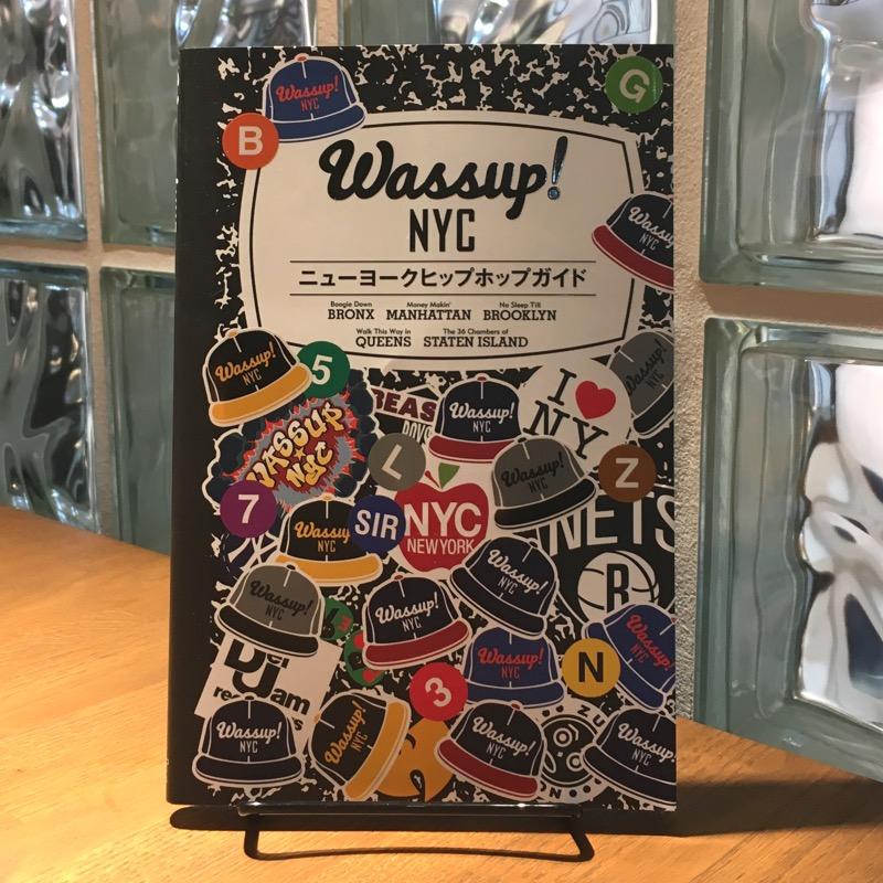 水谷光孝『Wassup! NYC』(トランスワールドジャパン)