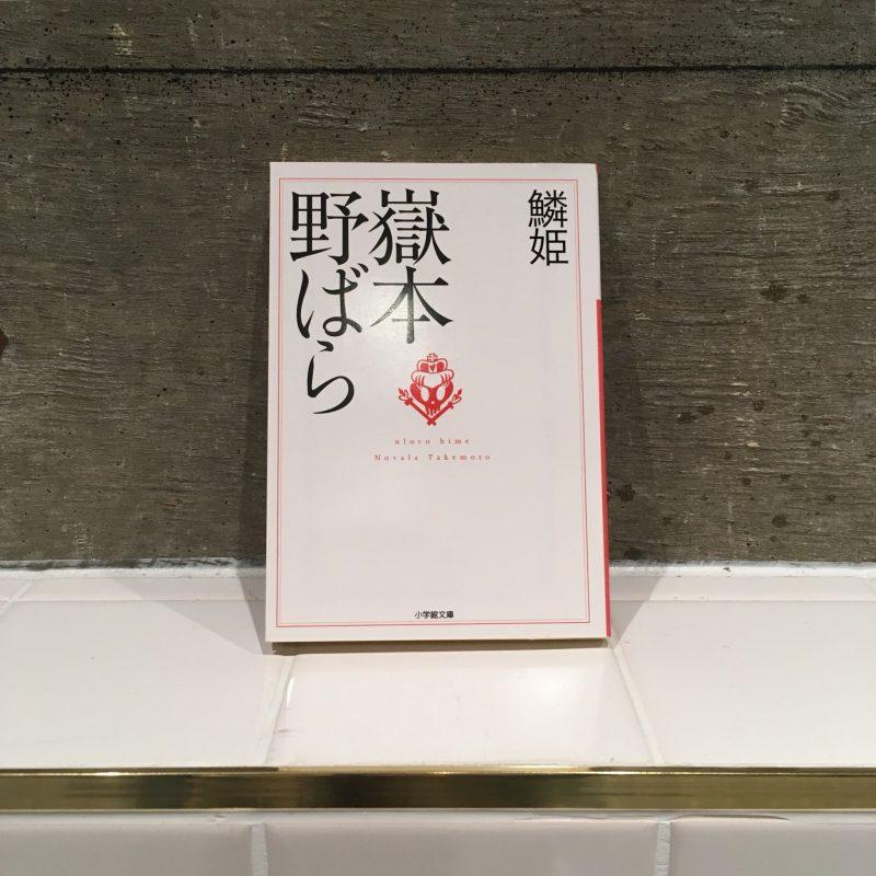 嶽本野ばら『鱗姫』(小学館)