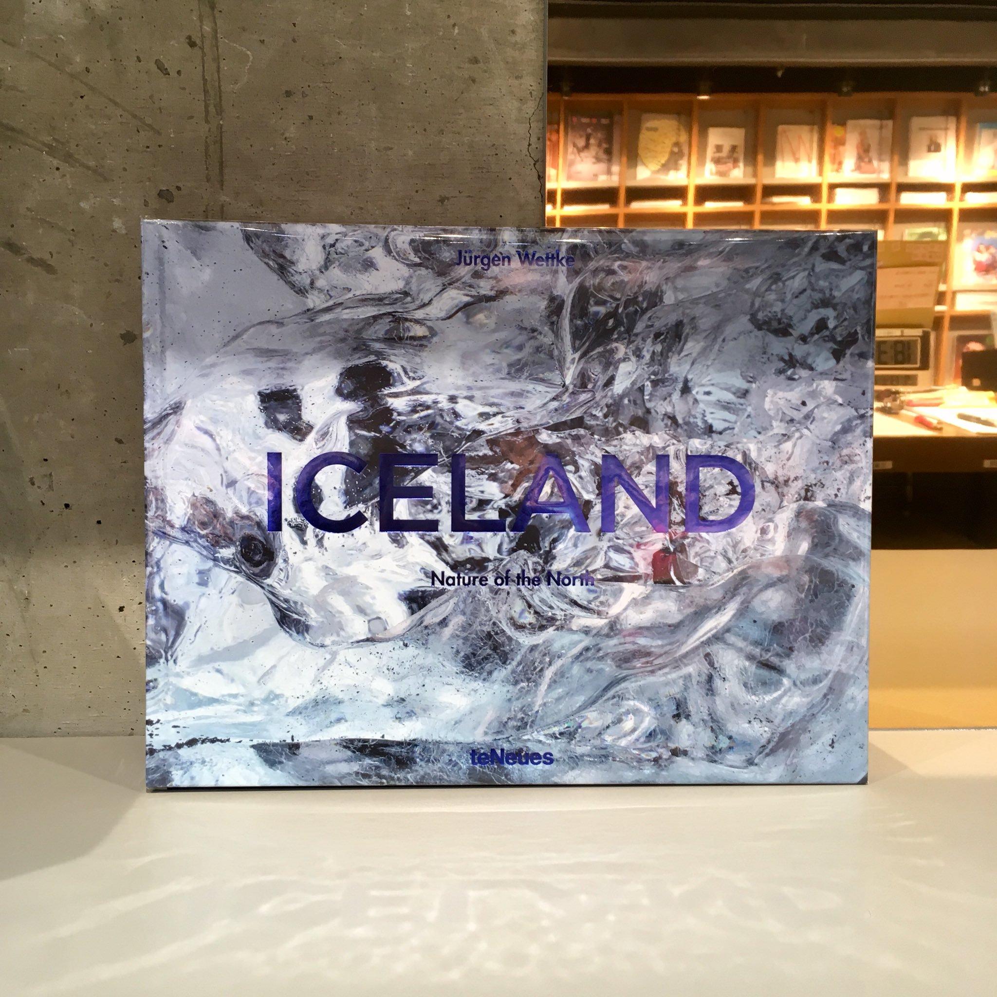 Jürgen Wettke「ICELAND」(teNeues)